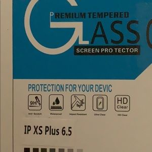 Accessories - iPhone XS MAX anti spy tempered glass